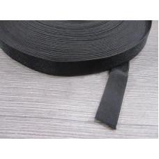 Резинка эластичная черная 1,5 см