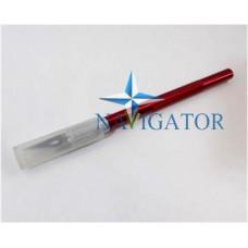 Макетный нож и 5 сменных лезвий