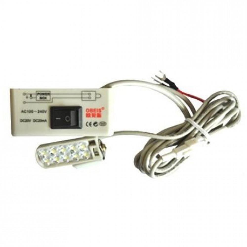 Светильник на магните 10 LED OBEIS 610MS