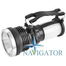 Многофункциональный аккумуляторный фонарь YAJIA YJ-2893T с солнечной панелью