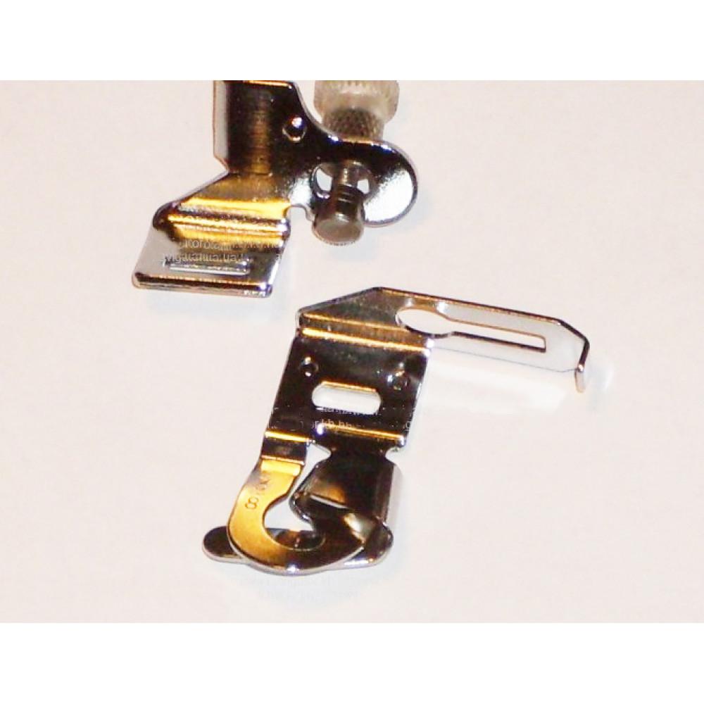 Лапка улитка для подгибки края ткани на 3/8 дюйма 9,5 мм
