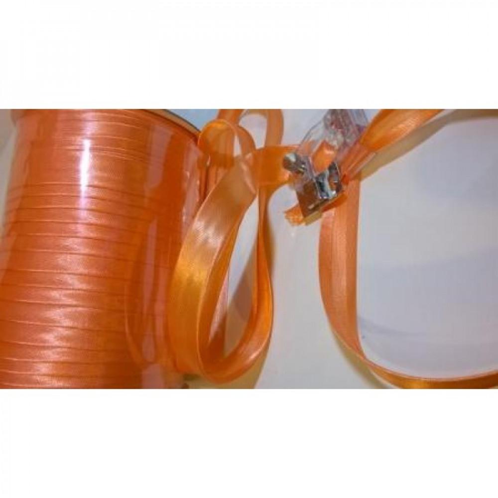 Косая бейка бледно-оранжевая № 236