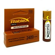 Аккумулятор Rablex 18650 Li-Ion 2400 mAh