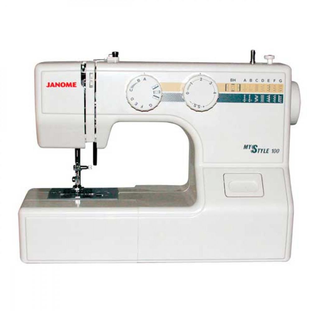 Бытовая швейная машина JANOME MS 100
