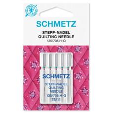 Иглы для квилтинга Schmetz Quilting 130/705 H-Q № 75/11