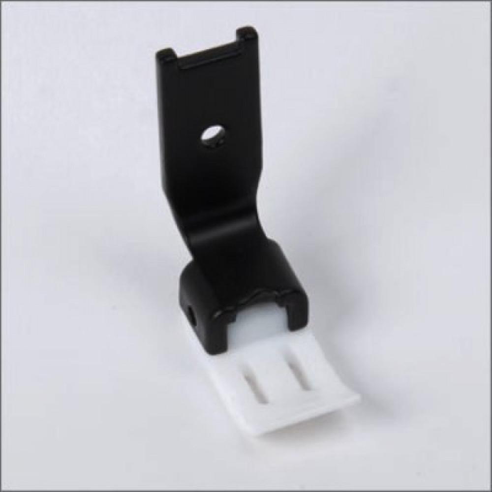Лапка фторопластовая для 2-х игольных машин 3,2 мм, 4,8 мм, 6,4 мм