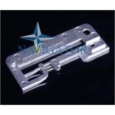 Игольная пластина для оверлоков Brother 3034D, 4234D, № XB1555001
