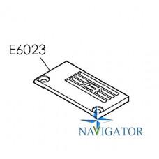 Игольная пластина E6023 *3.2 мм