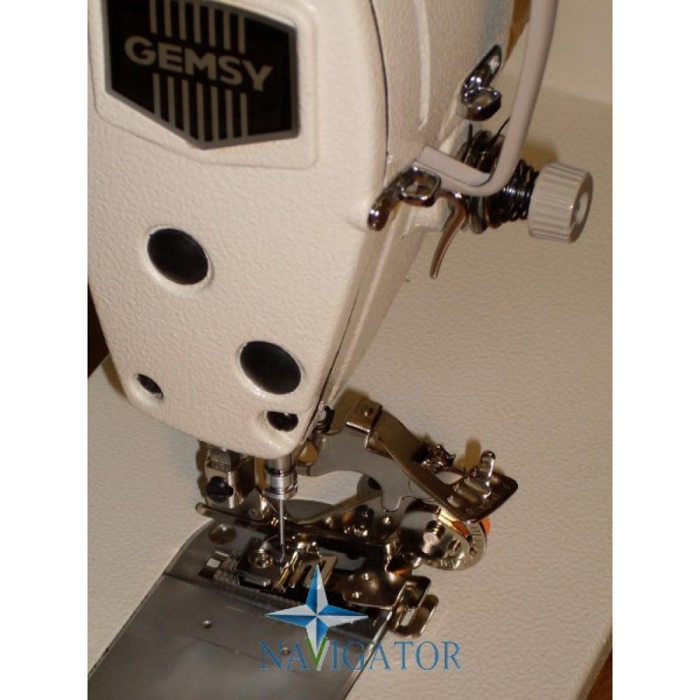Лапка устройство для складок для промышленных машин