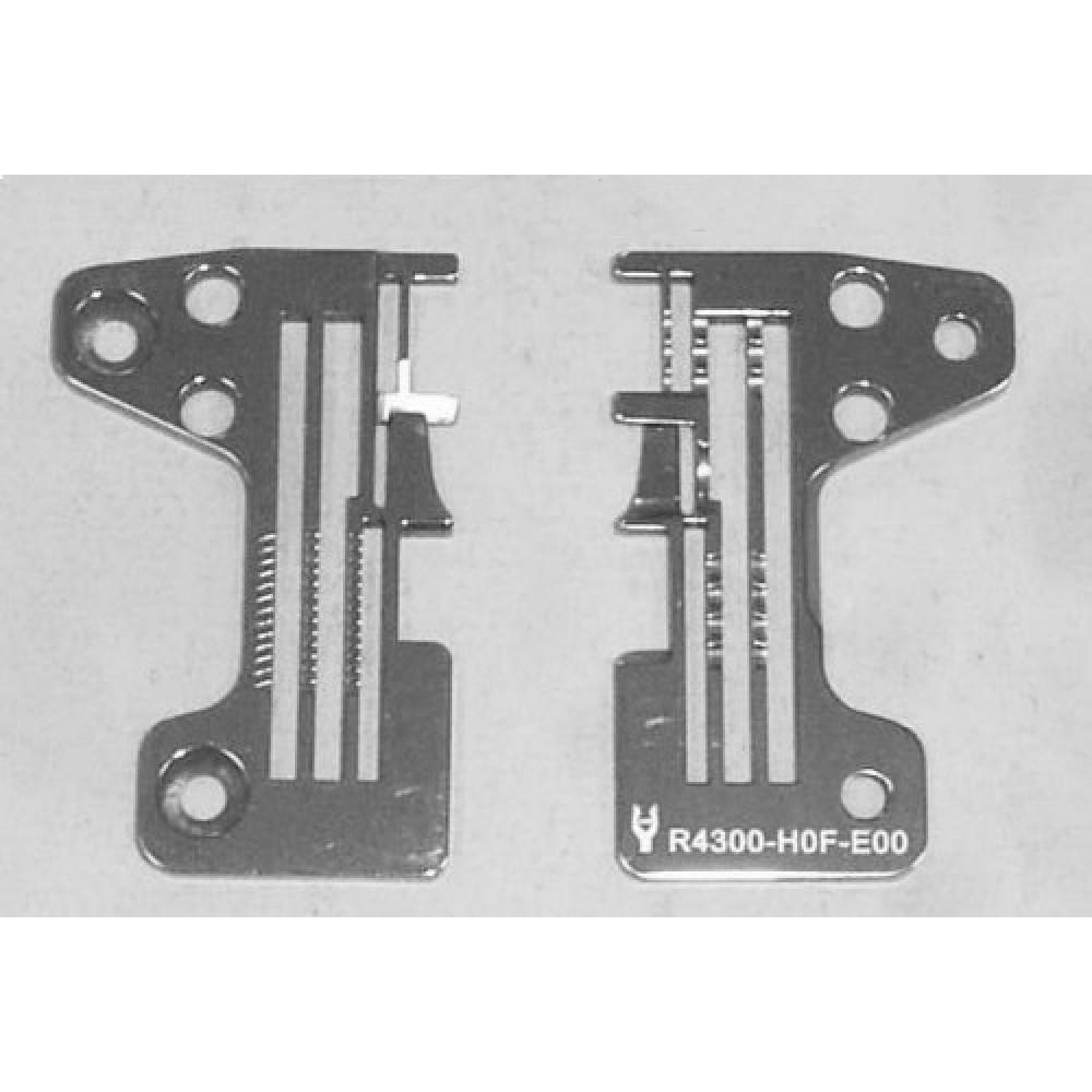 Игольная пластина R4300-H0F-E00