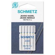 Иглы для джинса Schmetz Jeans № 110