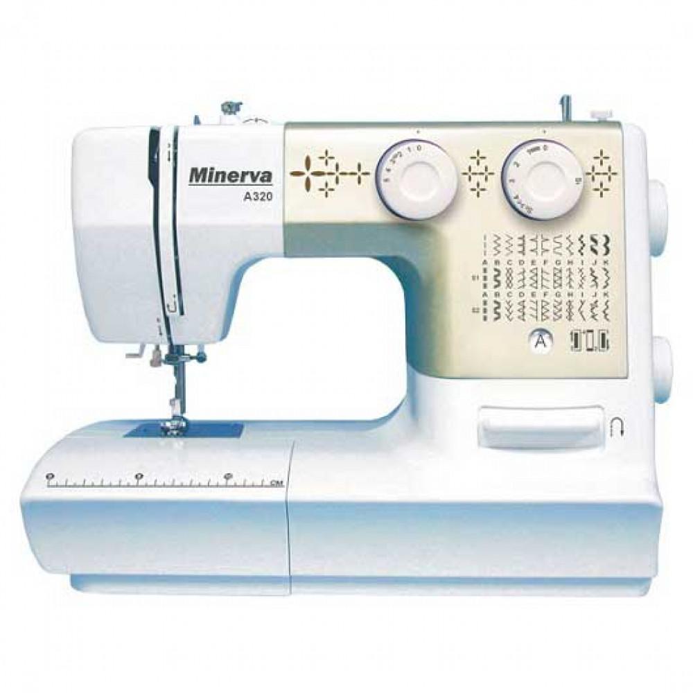 Швейная машинка Minerva А320