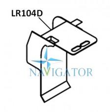 Пластина LR104D *6.4 mm