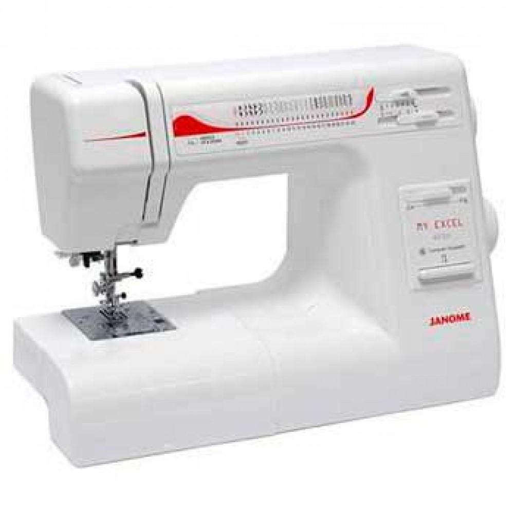 Бытовая швейная машина JANOME МY ЕXCEL W23U