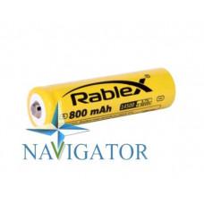 Аккумулятор Rablex 14500 Li-Ion 800 mAh