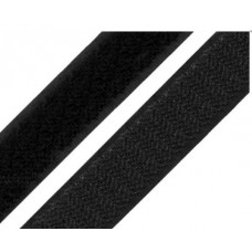 Лента липучка черная 3 см