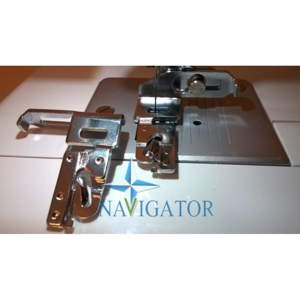"""Лапка улитка для подгибки края ткани на 3/32"""" 2,5 мм"""
