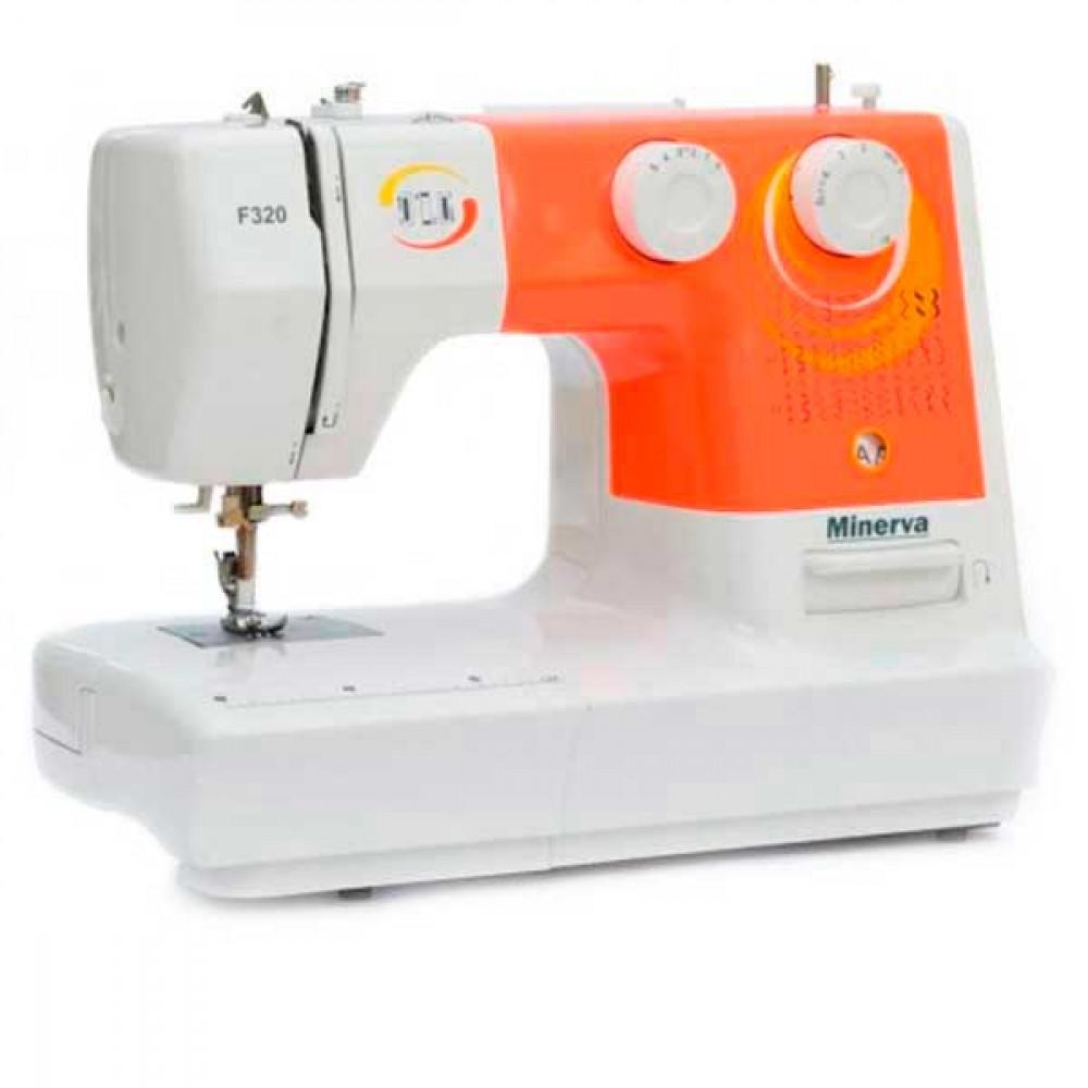 Бытовая швейная машина MINERVA F320