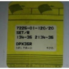 Иглы швейные 7226-01-120/20 Pfaff Needles