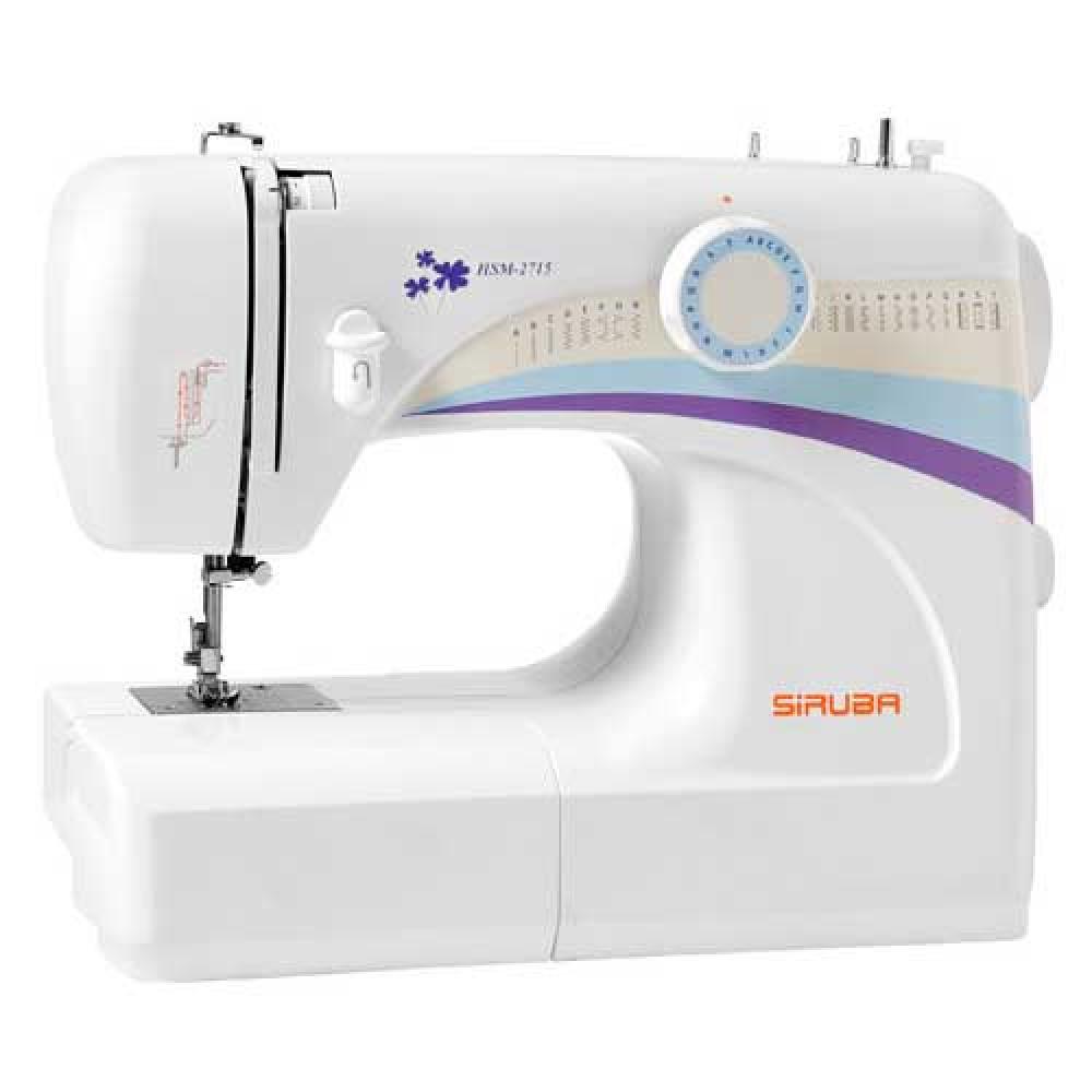 Бытовая швейная машина Siruba HSM-2715