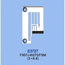 Игольная пластина E3727