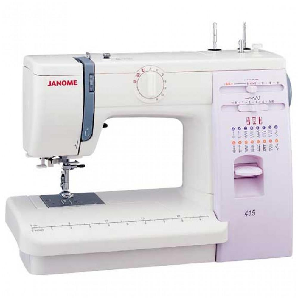 Швейная машина Janome 415s