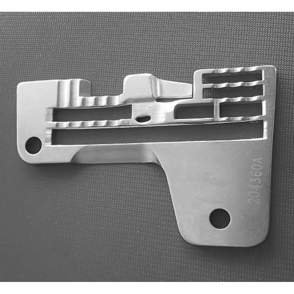 Игольная пластина 204360A (5x5) Typical