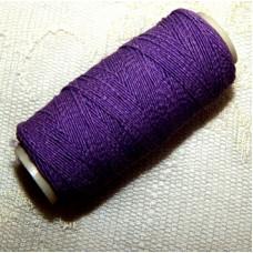 Нитка-резинка фиолетовая