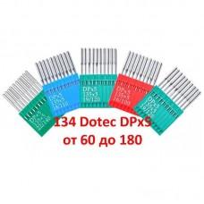 иглы Dotec 134 DPx5, 10 шт.