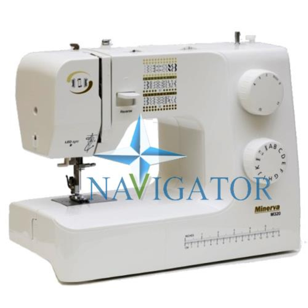 Бытовая швейная машина MINERVA M320