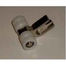 Лапка ролик для проблемных материалов