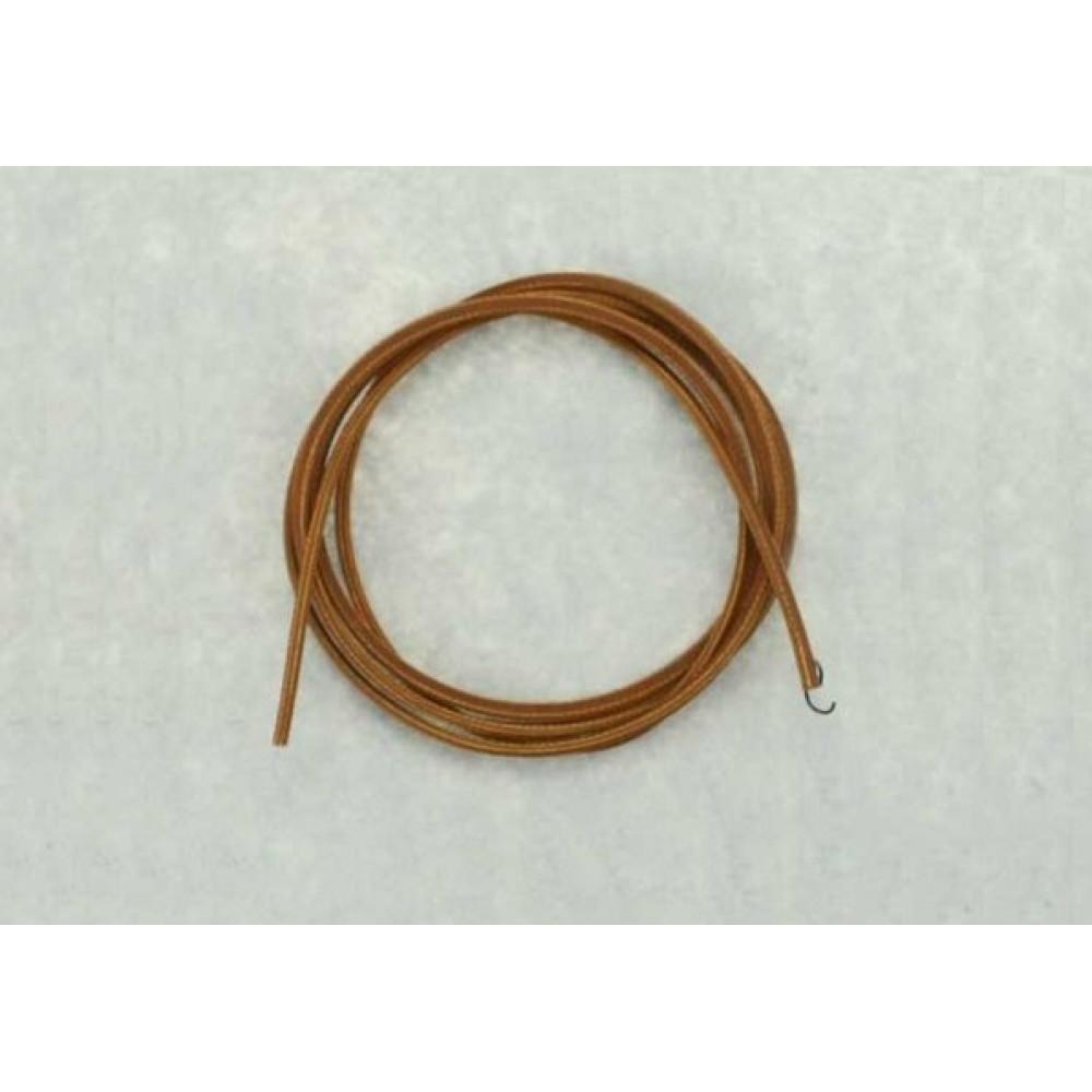 Ремень кожаный, длина 175 см