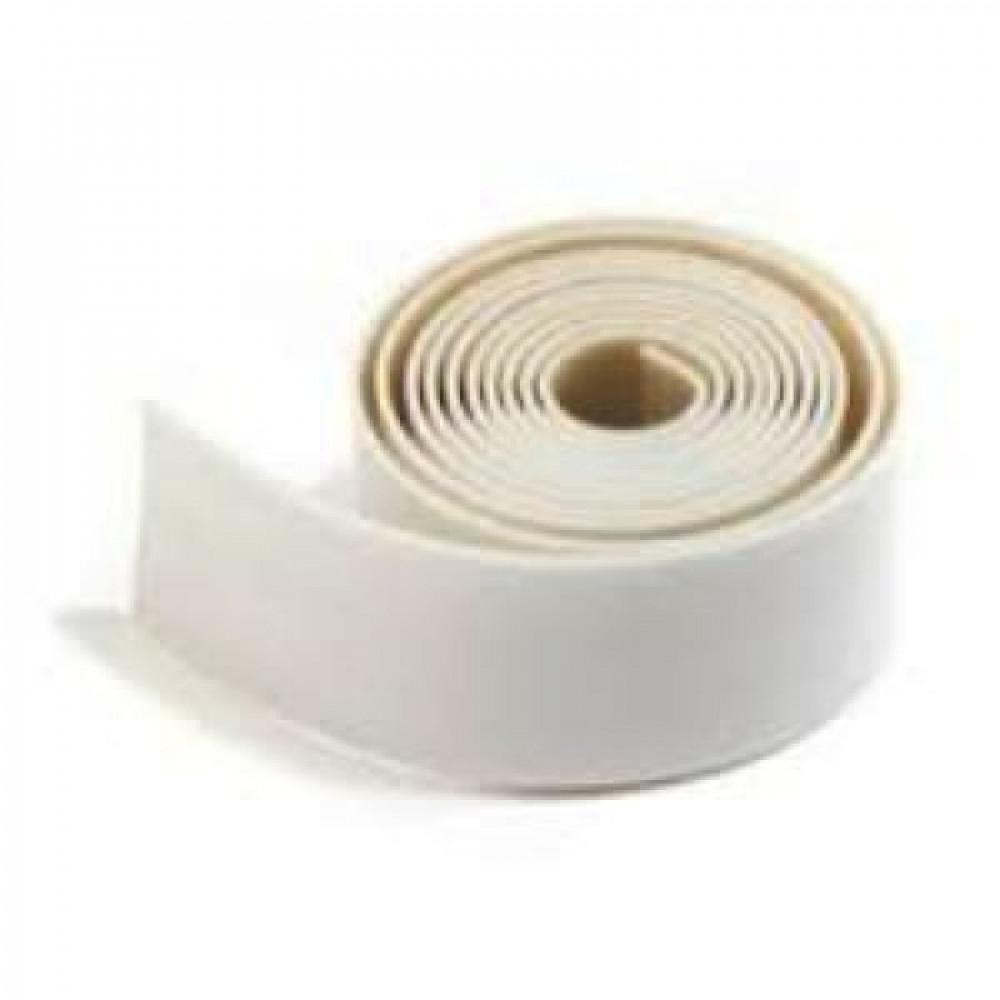 Лента тефлоновая: толщина 0,8 мм х ширина 25.0 мм х длина 1000 мм (1 м)