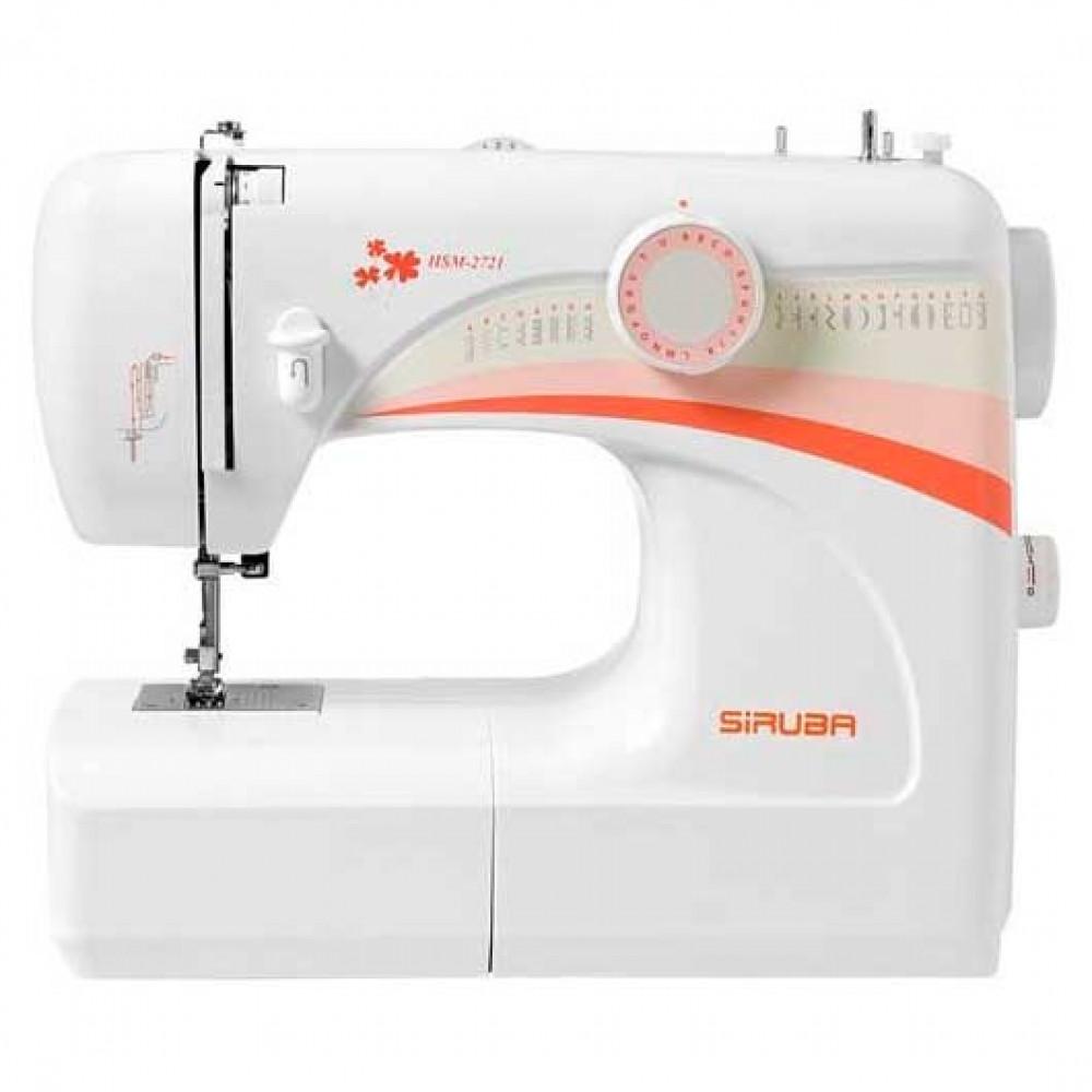 Бытовая швейная машина Siruba HSM-2721