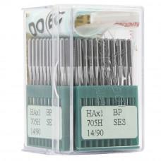 Бытовые швейные иглы Dotec HAx1, BP SES 705H 14/90 100 шт.