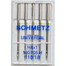 Иглы универсальные Schmetz Universal № 110