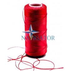 Нить капроновая AKBEL цвет карминово-красный