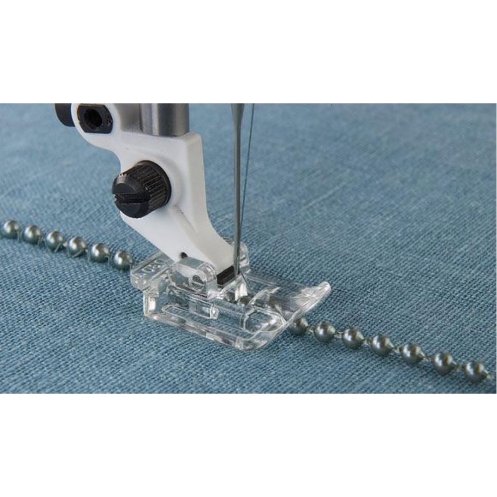 Лапка для пришивания бисерной нити и блесток