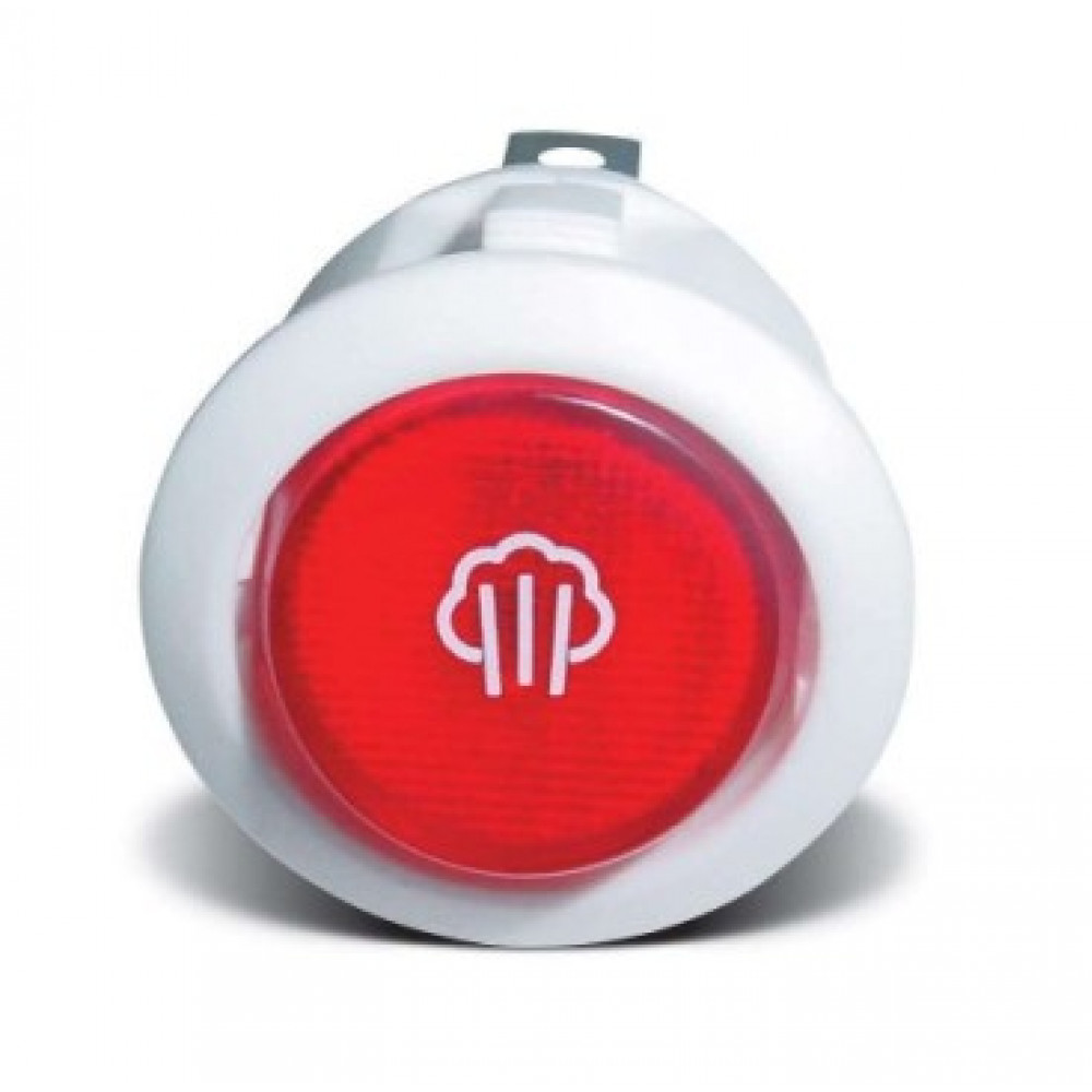 Кнопка круглая на корпусе TY YA 01