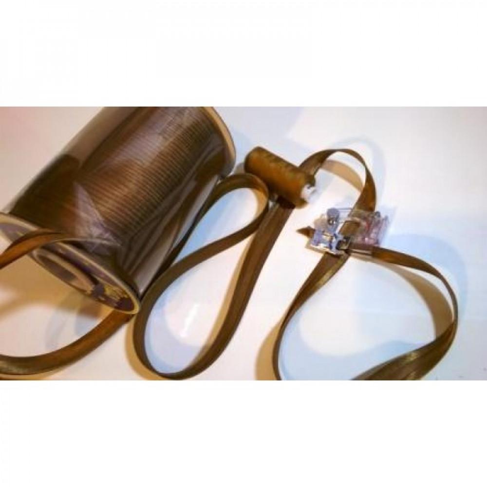 Косая бейка желтовато-коричневая (камелопардовая) № 167