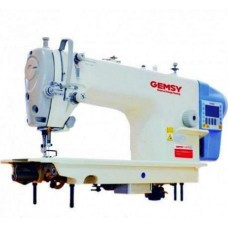 Одноигольная швейная машина прямого стежка GEM 8951D-YF с прямым приводом