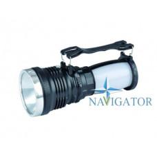 Многофункциональный аккумуляторный фонарь YAJIA YJ-2892T с солнечной панелью