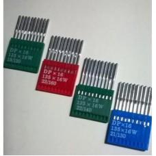 """Иглы швейные DOTEC DPx16 """"лопатка"""""""