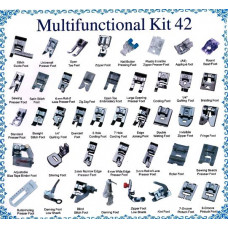 Набор лапок Multifunctional Kit 42