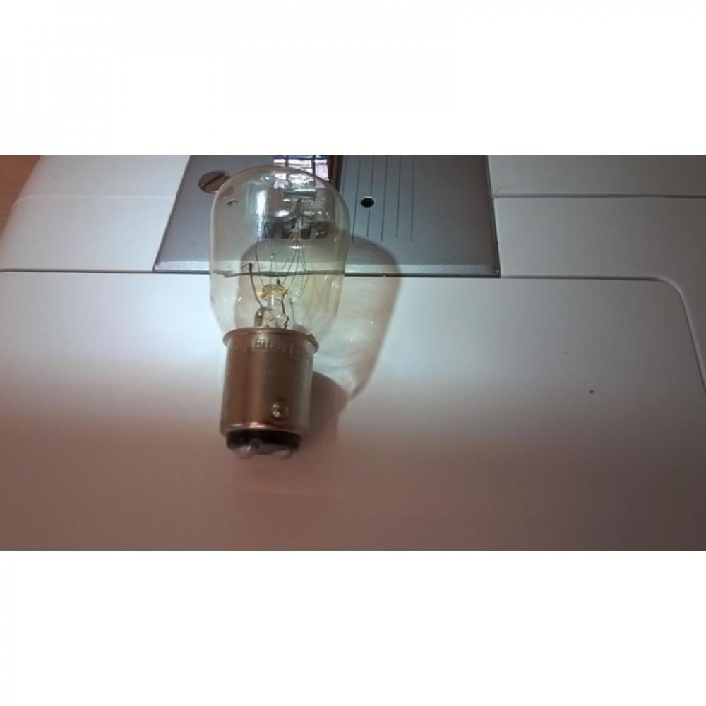 Лампа двухконтактная