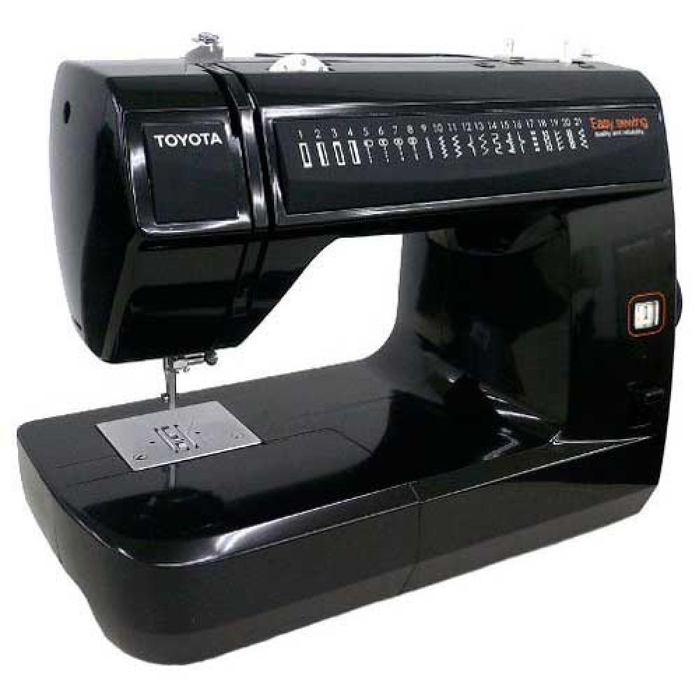 Электромеханическая швейная машина Toyota Jet Black 224