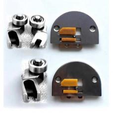 Сменный комплект для швейных машин шаблонного шитья