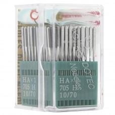 Бытовые швейные иглы Dotec HAx1, 705H 10/70 100 шт.