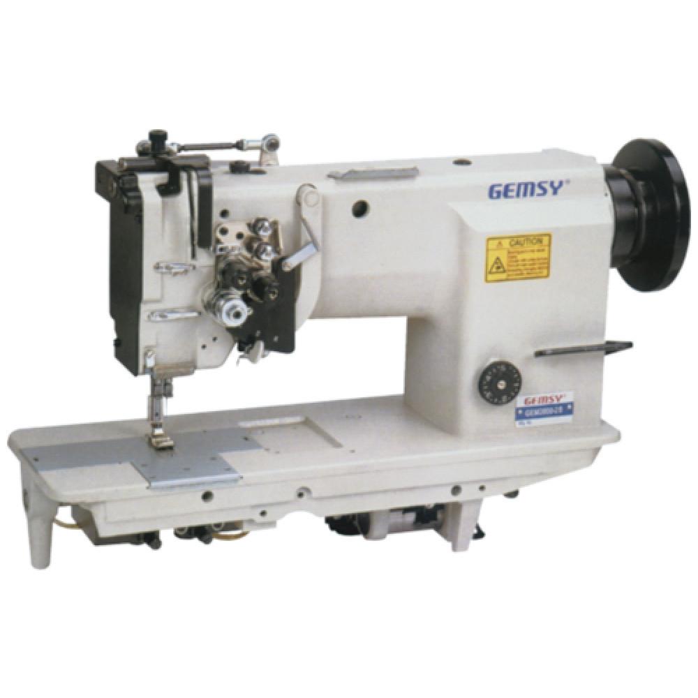 Двухигольная машина GEM 2000S-2B с отключением игловодителя