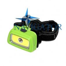 Фонарь налобный WD-324 светодиодный